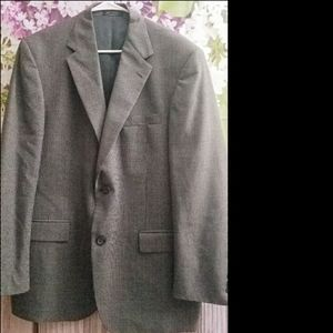Andrew Fezza Wool Blazer Jacket Suit Top Coat 42R